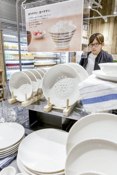 Après les années de forte croissance, les Japonais ont eu besoin de retrouver les formes simples. -Jérémie Souteyrat pour Zoom Japon-