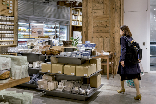 L'entreprise possède désormais 385 magasins au Japon et 255 à l'étranger. -Jérémie Souteyrat pour Zoom Japon-