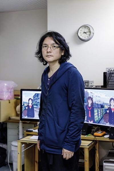 Jérémie Souteyrat pour Zoom Japon