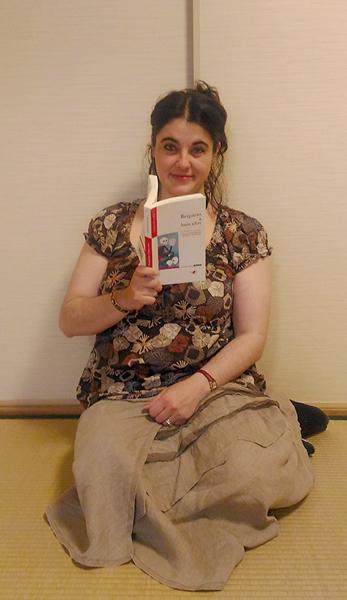 Isabelle Legrand-Nishikawa à huis clos.