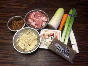 tonjiru-ingredients