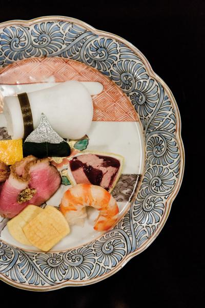 Le Mankamerô est un des hauts lieux de la cuisine kaiseki. -Jérémie Souteyrat pour Zoom Japon-