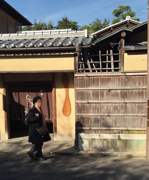 Fondé il y a 400 ans, le Hyotei reste un endroit incontournable pour les gourmets. -Odaira Namihei pour Zoom Japon-