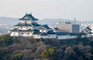 chateau-wakayama-japon