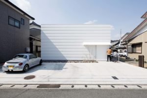 Aichi, March 9 2014 - Light Walls House by mA-style Architects