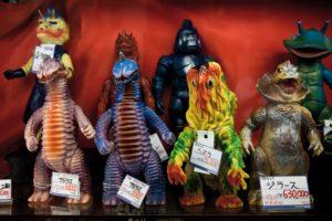 Tokyo, October 7 2012 -Mandarake shop in Nakano Broadway shoppping mall.