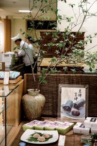 Tokyo, July 17 2014 - At Takashimaya Nihonbashi's depachika (food court).