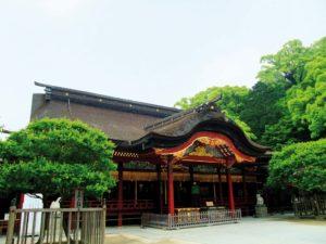 sanctuaire-dazaifu-momoyama-japon