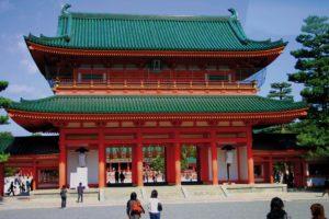 sanctuaire-heian-kyoto-japon