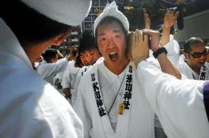 Shibuya, 永川神社祭