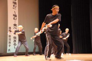 show-chiba-toshihiro-scene-bigband-ishinomaki-japon