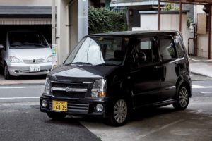 "Tokyo, September 2014 - Keijidosha, or K-cars, is a Japanese category of small passenger cars (kei cars or ""kei class cars""). While successful in Japan (almost 40% of the car sales), the genre is generally too specialized and too small to be profitable in export markets."