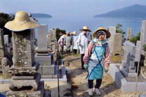 cimetiere-suo-oshima-prefecture-yamaguchi-31-juillet-japon