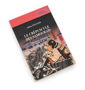 la-crepuscule-des-samourais-julien-peltier-livre