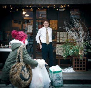 "Tokyo, February 2 2011 - In the shop of the French ""tea merchant"" Stephane Danton in the Kichijoji area."