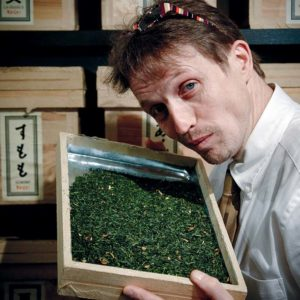 "Tokyo, February 2 2011 - In the shop of the French ""tea merchant"" Stephane Danton in the Kichijoji area."