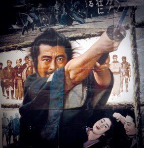 Tokyo, September 17 2010 - Akira Kurosawa exhibition in National Film Center for his birth centenary.