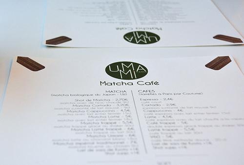 Le Matcha Café ne manque pas de charme.