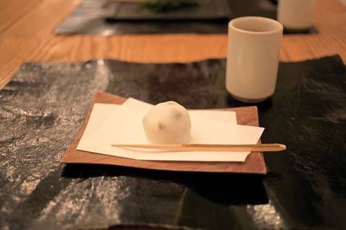 Higashiya est un lieu unique pour déguster des pâtisseries japonaises originales. ©Higashiya