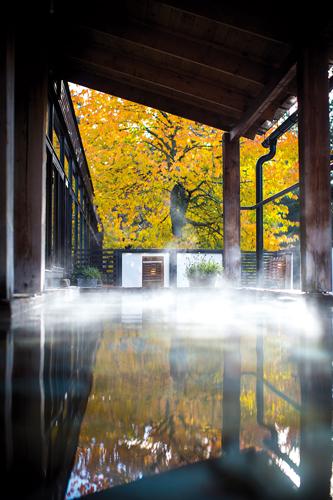 On se croirait transporté dans un ryokan japonais. ©Yasuragi