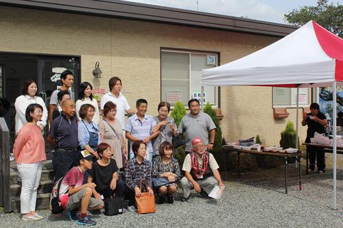 Construite grâce à l'aide de L'Oréal Japon, la Maison de Hana a été un espace de vie très apprécié.