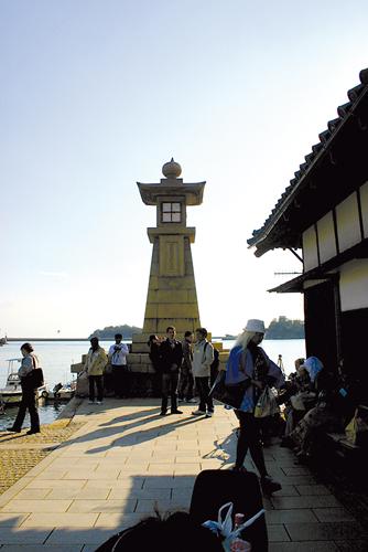Jôyatô, l'un des trésors de la cité portuaire. ©Angeles Marin Cabello pour Zoom Japon