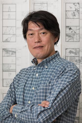En l'espace de quelques années, Hara Keiichi s'est imposé comme l'un des grands noms de l'animation. ©Benjamin Parks pour Zoom Japon