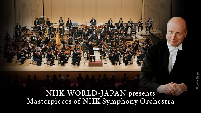 Masterpices of NHK Symphony Orchestre