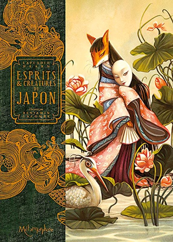 Esprits et créatures du Japon,