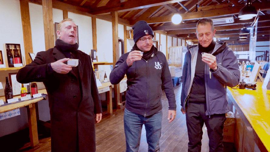 NHK WORLD JAPAN - Magical Journey Fukushima-degustation de sake