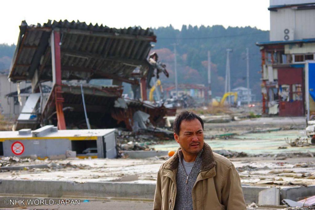 NHK WORLD-JAPAN_Ken Watanabe-le grand tremblement de terre
