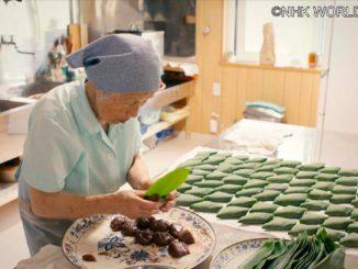 NHK WORLD JAPAN - Kuwata Misao the tale ob mochi