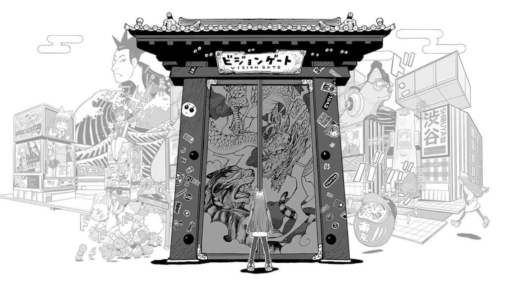 Culture Gate to Japan acky