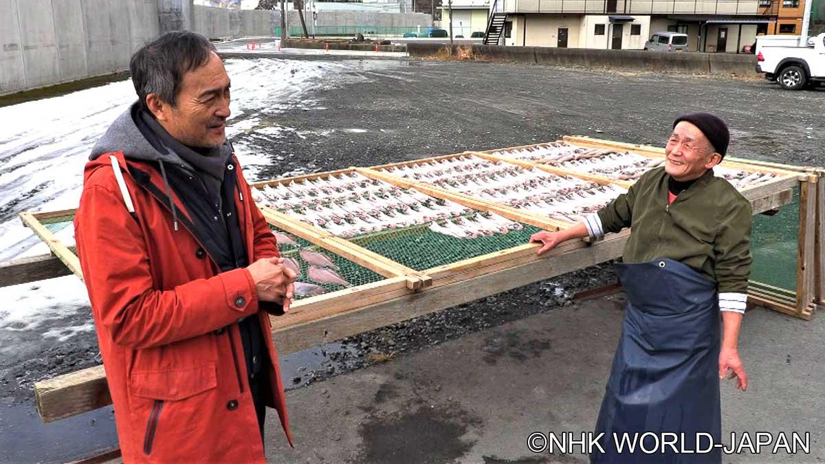 nhk world_Japan-Ken Watanabe Fukushima témoignage 2021