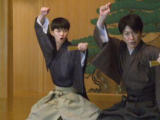 nhk_world-japan_The-Future-of-Kyogen famille Nomura