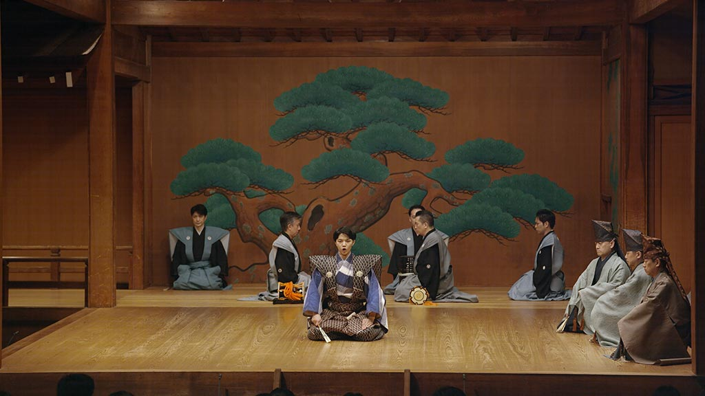 NHK WORLD JAPAN-The Future of Kyogen, Yuki Nomura, theatre traditionel