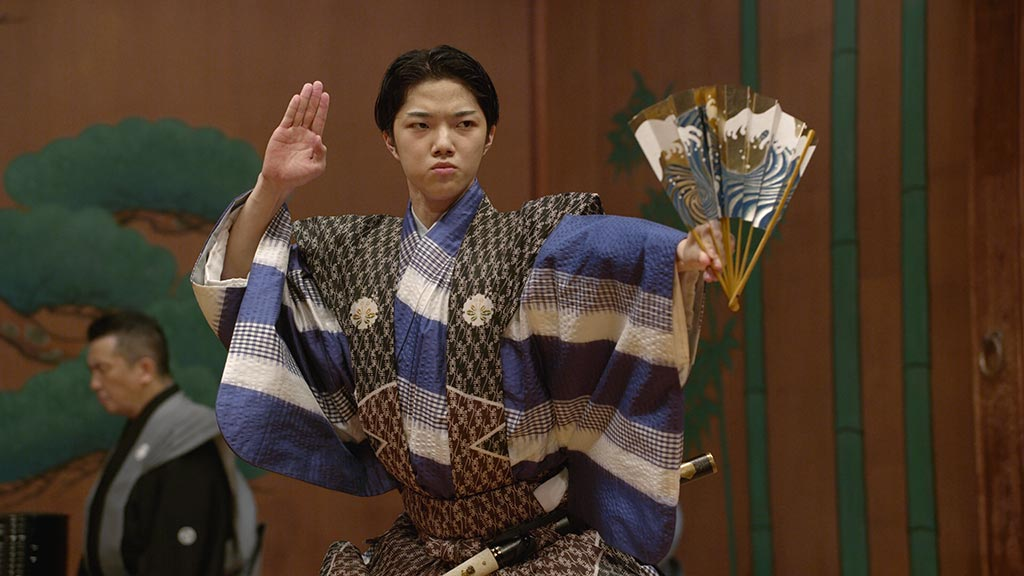 NHK WORLD JAPAN-The Future of Kyogen, Yuki Nomura, theatre