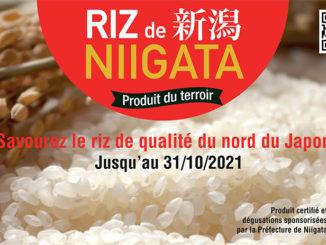 riz japonais Niitaga jeu concours